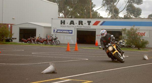 Rider Training